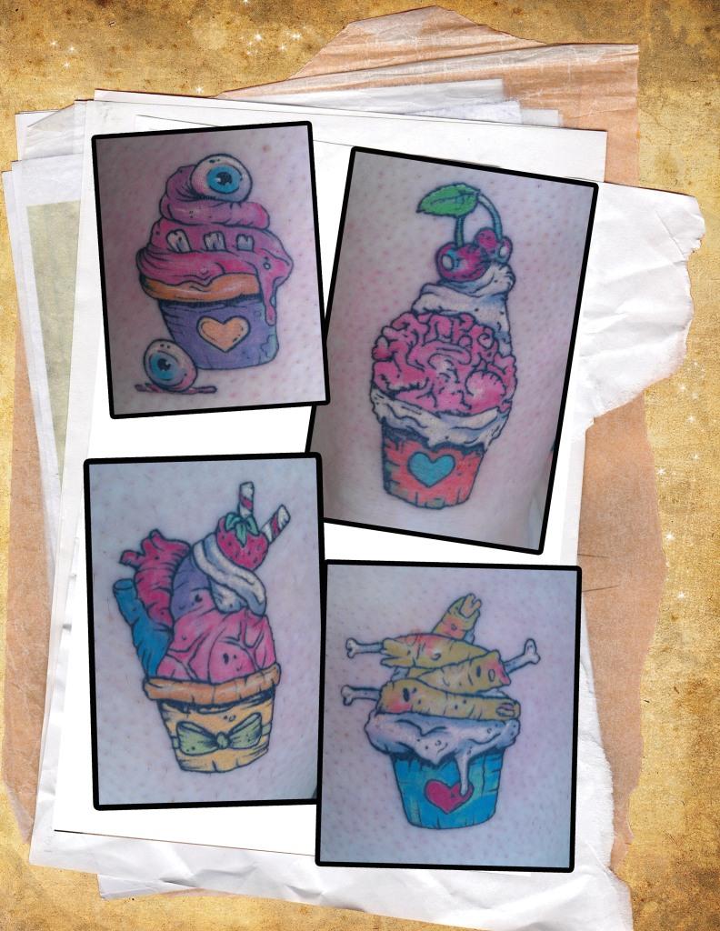 zombie cupcakes rgb